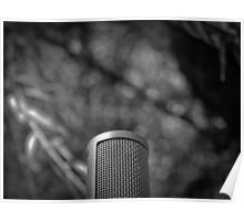 Music Nature: Microphone 1 Poster