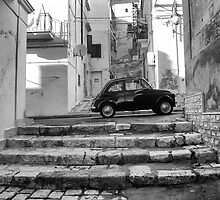 Fiat 500 by gielle