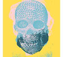 Skull IV Photographic Print