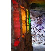 Rainbow Windows Photographic Print