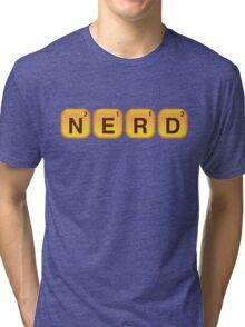 Words With NERD Tri-blend T-Shirt