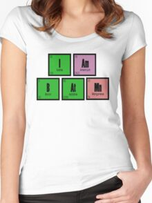 I AM B AT MN Women's Fitted Scoop T-Shirt
