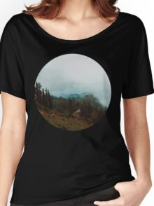 Park Butte Lookout - Washington State Women's Relaxed Fit T-Shirt