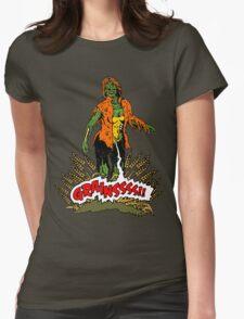 Zombie Vegan Womens Fitted T-Shirt