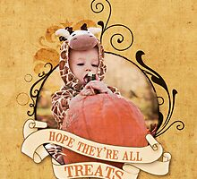 Halloween treats by Allison McIntosh