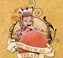 Halloween treats by Allison McIntosh