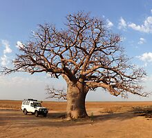 Diner Tree and Troopy by Mark Ingram