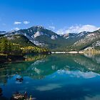 Barrier Lake by Yukondick