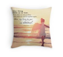 May 2013 - Lost For Words Throw Pillow