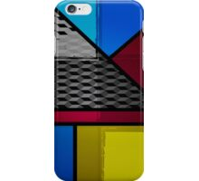 Colored Patchwork iPhone Case/Skin