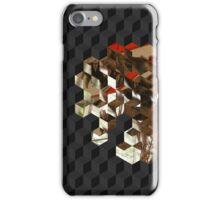 T-Rex Distorted iPhone Case/Skin