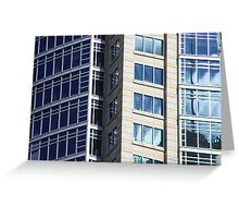 Chifley Tower Greeting Card