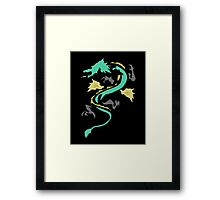 Dragon, oh beautiful Dragon Framed Print
