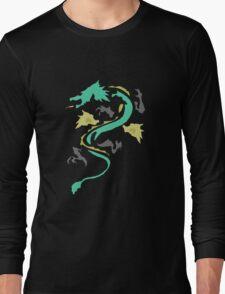Dragon, oh beautiful Dragon Long Sleeve T-Shirt