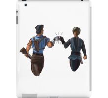 If You Ever Need A Hand iPad Case/Skin