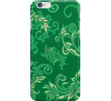 Green Leafiness iPhone Case/Skin
