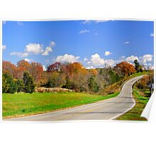 Highway Trails Poster