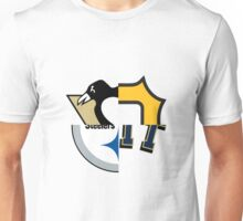 Pittsburgh Team Quarters Unisex T-Shirt