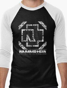 Rammstein - Steinmauer Men's Baseball ¾ T-Shirt