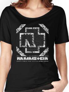 Rammstein - Steinmauer Women's Relaxed Fit T-Shirt