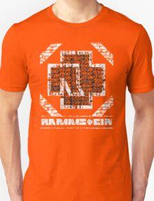 Rammstein - Steinmauer T-Shirt