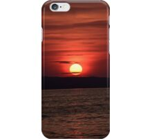 Alberta Sunset iPhone Case/Skin