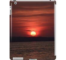 Alberta Sunset iPad Case/Skin