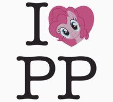 I <3 Pinkie Pie Kids Tee