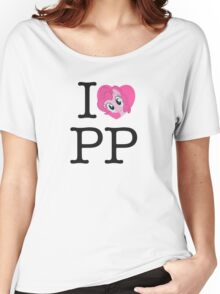 I <3 Pinkie Pie Women's Relaxed Fit T-Shirt