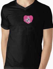 I <3 Pinkie Pie Mens V-Neck T-Shirt