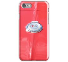 Little Red Corvette 1964 iPhone Case/Skin