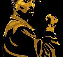 Tupac Poster by mattlock