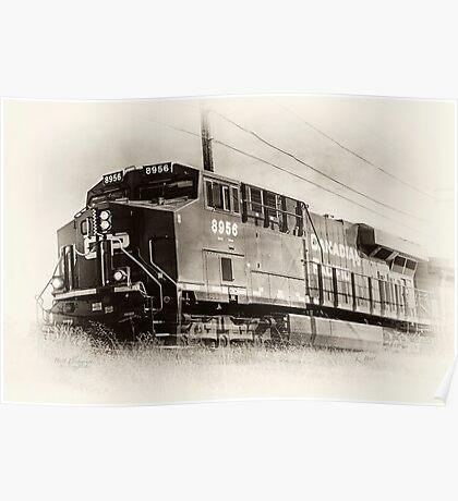 Engine 8956 Poster