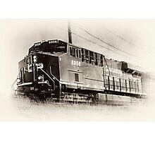 Engine 8956 Photographic Print
