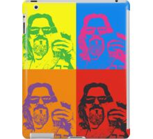 Pop art Lebowski iPad Case/Skin
