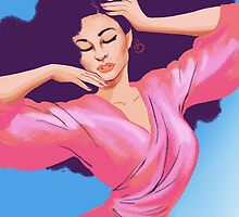 Marina & The Diamonds by cquirkart