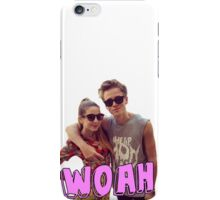 Zoe and Joe Sugg iPhone Case/Skin