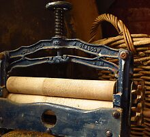 The Mangle - Old Ways for washing by outbackjack