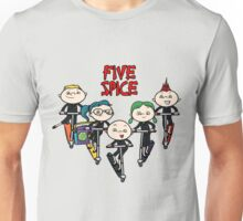 The Five Spice Unisex T-Shirt