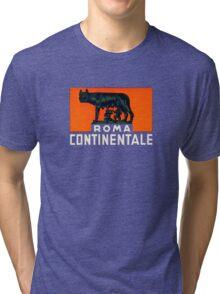Roma Continentale Tri-blend T-Shirt