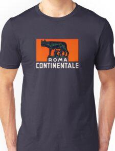 Roma Continentale Unisex T-Shirt