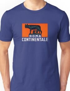 Roma Continentale Unisex T-Shirt