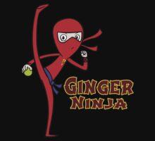 Ginger Ninja Kids Tee