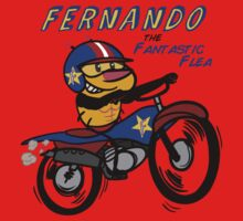 Fernando The Fantastic Flea Kids Clothes