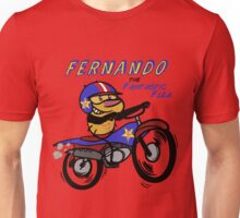 Fernando The Fantastic Flea Unisex T-Shirt