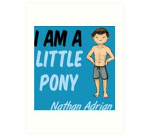 Nathan Adrian Art Print