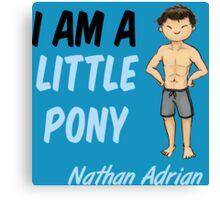 Nathan Adrian Canvas Print