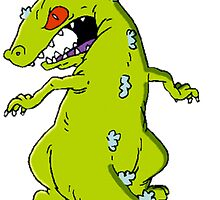 Reptar! by LifeHitsFan