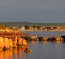 Tumby Bay in the morning. by outbackjack