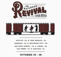 Railroad Revival Contest Entry by StarHinson